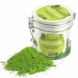 Premium Japanese Matcha Green Tea Powder - 1st Harvest Cerem
