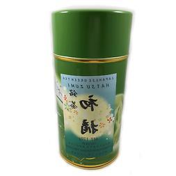 Japanese Hatsuzumi Shincha Green Tea 6-Ounce Can , Made in J