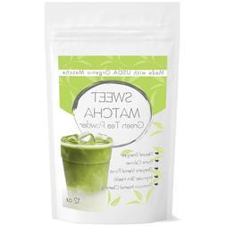 Matcha Outlet Japanese Sweet Green Tea Powder  Free USA Ship