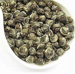 Jasmine Dragon Pearl Green Tea Premium choose by ounce