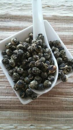 jasmine dragon pearls premium green tea loose