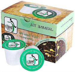 Jasmine Green Tea Single Serve Pod  10 Cups