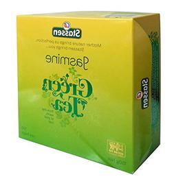 Stassen Pure Jasmine Green Tea, 100 Tea Bags