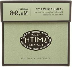 Smith Teamaker Jasmine Silver Tip Blend No. 96 , 1.3 oz, 15