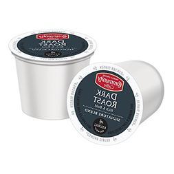 Community Coffee K-Cup Pods, Dark Roast, 12 Count