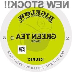 24 Count K-Cup Bigelow 'CLASSIC GREEN TEA' - FRESH!! New Sto