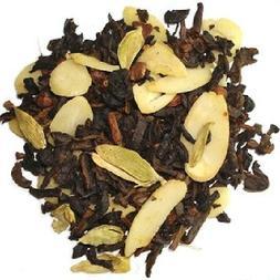 Kashmiri Green Chai - Green Tea, Cinnamon, Almond! 2oz