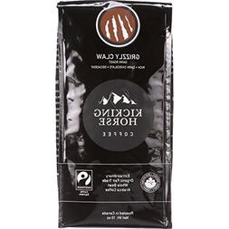 Kicking Horse Coffee - Organic - Whole Bean - Grizzly Claw -