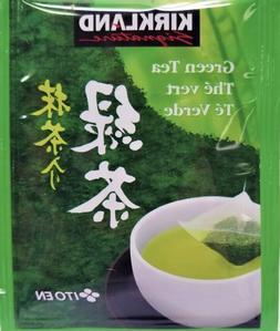 Kirkland Signature Ito-En Japanese Green Tea Sencha &Matcha