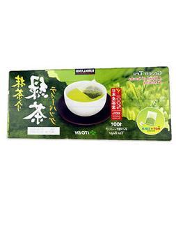 Kirkland Signature's 100% Japanese Tea Leaves 100 Green Tea