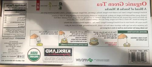 100 Count, Ito Matcha Green Tea Bags