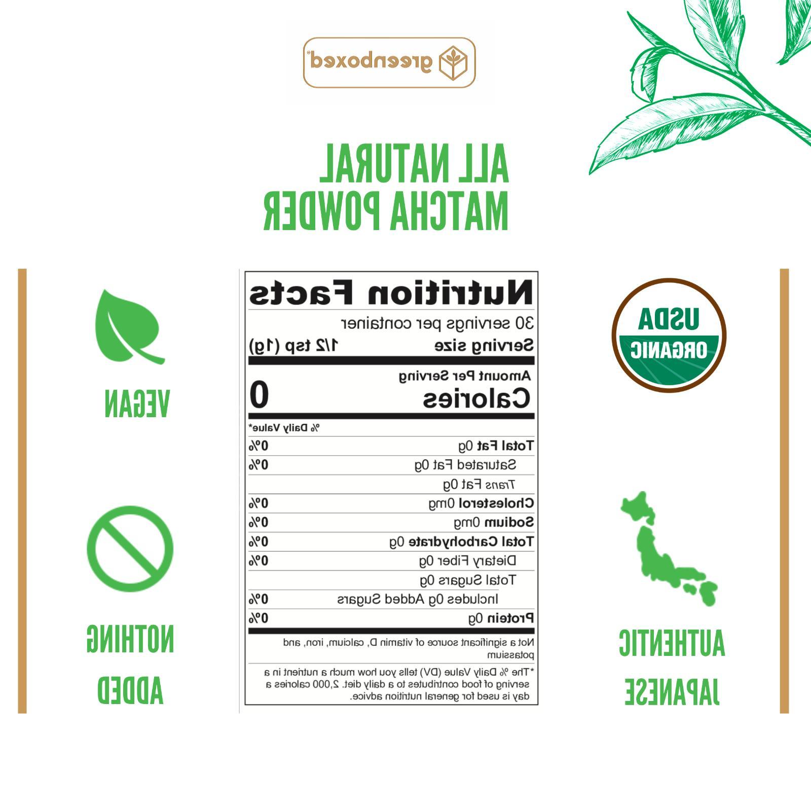 Greenboxed Powder