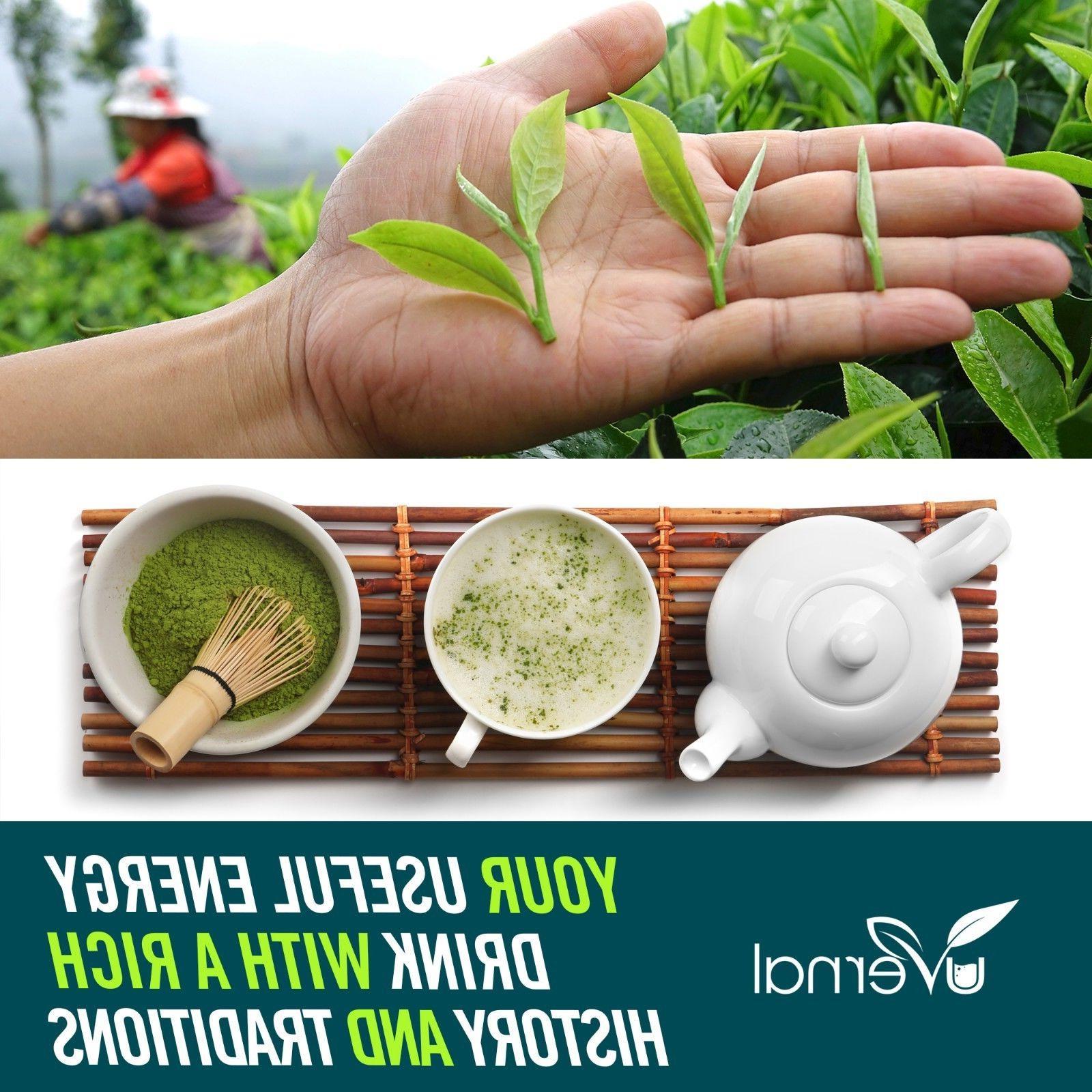 ▶▶▶100% Unsweetened Green Tea Natural Grade
