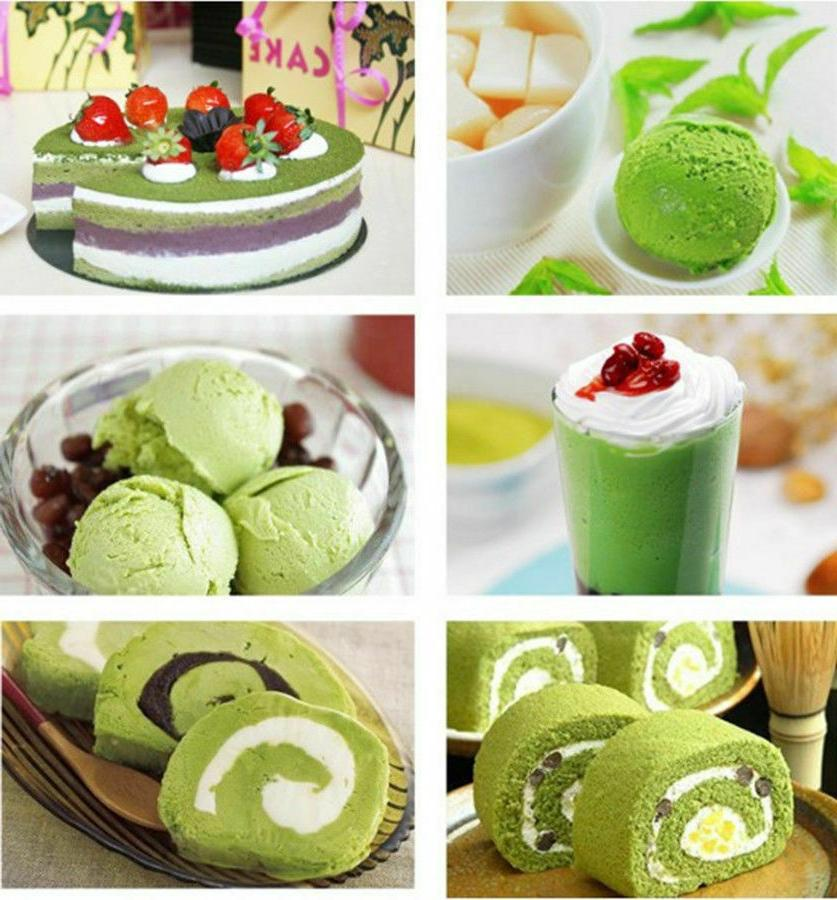 100% Green Japanese