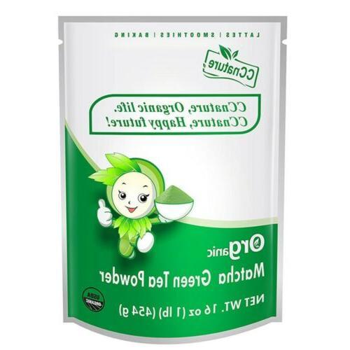 CCnature Early Green Tea Powder Matcha