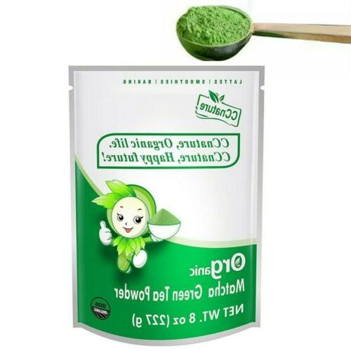 454g organic green tea powder ceremonial grade