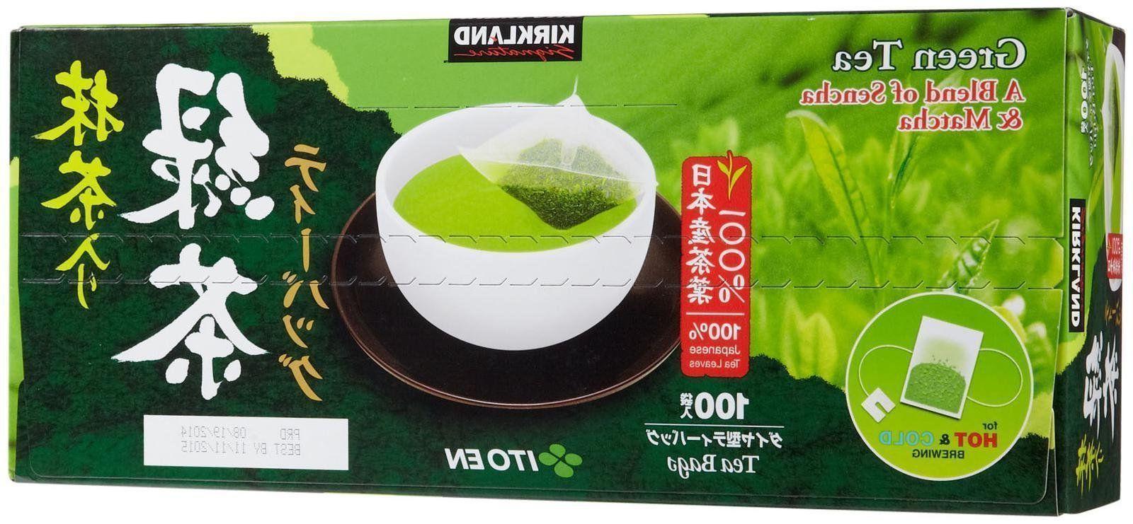 50 Kirkland En Matcha Tea 100%