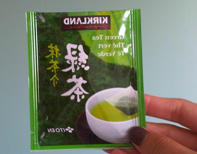 50 kirkland signature matcha blend green tea