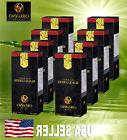 8 Boxes ORGANO GOLD GOURMET BLACK COFFEE - Delivered within