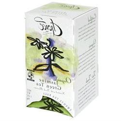 Organic Green Tea, Jasmine 20 bags by Choice Organic Teas