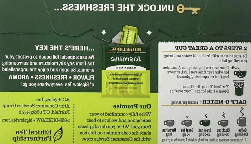 Bigelow Green Bags - - 3