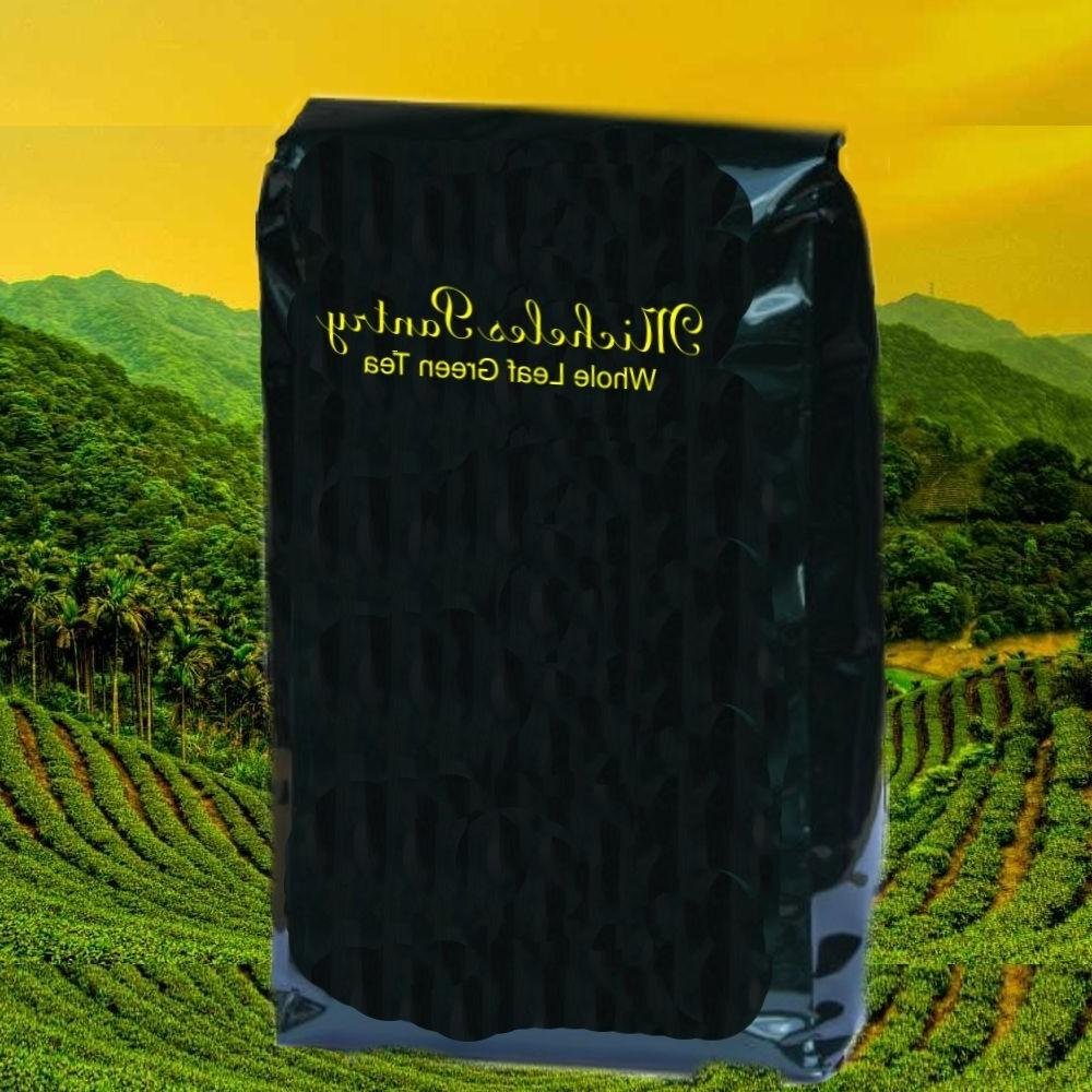 blueberry bulk green tea 1 lb loose