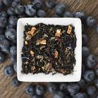 Blueberry flavored  Black Tea Organic 2 ounce loose leaf   s