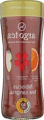 Argo Tea Bottled Tea Drink, Hibiscus Sangria, 13.5 oz
