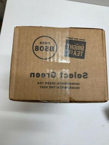Flavia/Bright Tea Co. SELECT GREEN B508 Case Box 100 Pods/Pa
