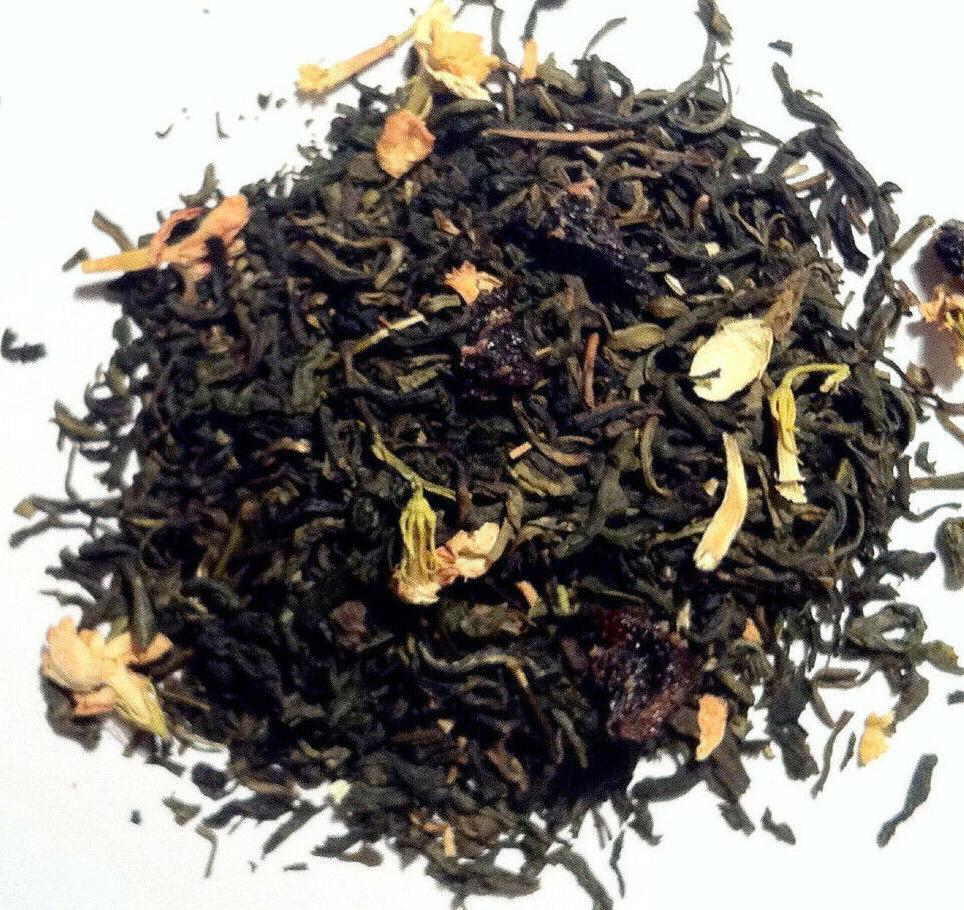 Cherry Organic in loose leaf, bags, ice tea brew
