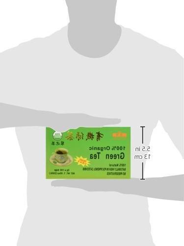 China Tea Tea Bags, Organic