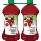 Kirkland Signature Cranberry Raspberry Juice 2-count