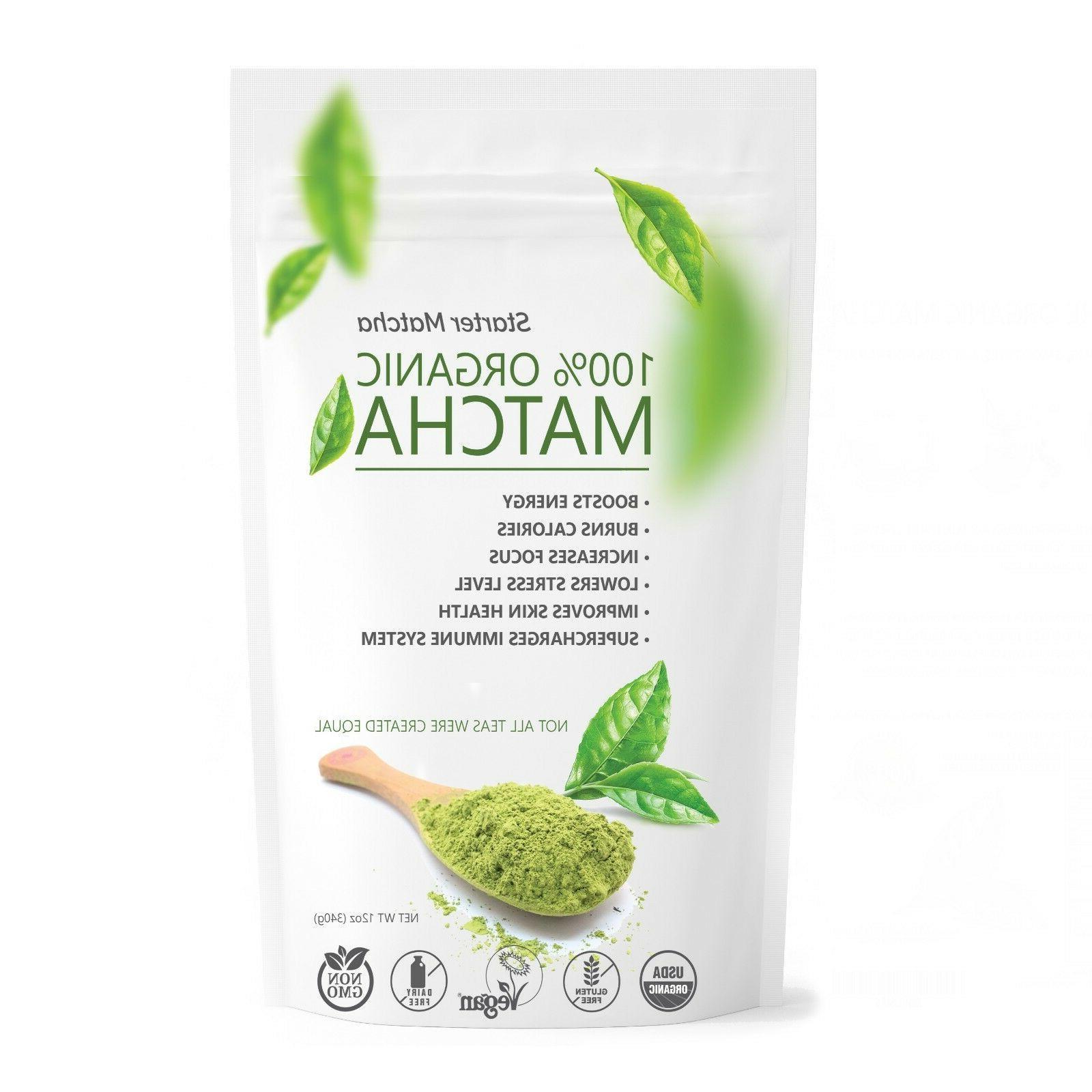 everyday matcha green powder