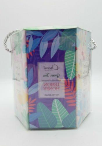 Chami Tea 6 Flavor Green Teas bags tea bags