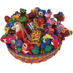 Fair Trade Finger Puppets 50 Pcs Wholesale Lot Story Telling