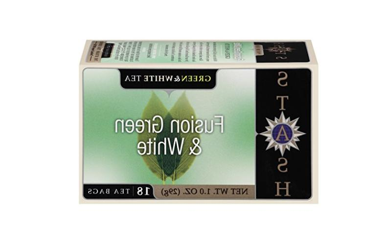 Stash Tea Tea Fusion Grn & White
