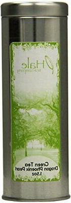 Hale Tea Green Tea, Jasmine Dragon Phoenix Pearl, 1.5-Ounce