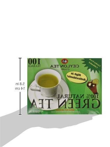 Green - 100% Natural,