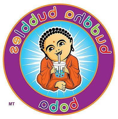 Green Bubble Tea Buddha Boba