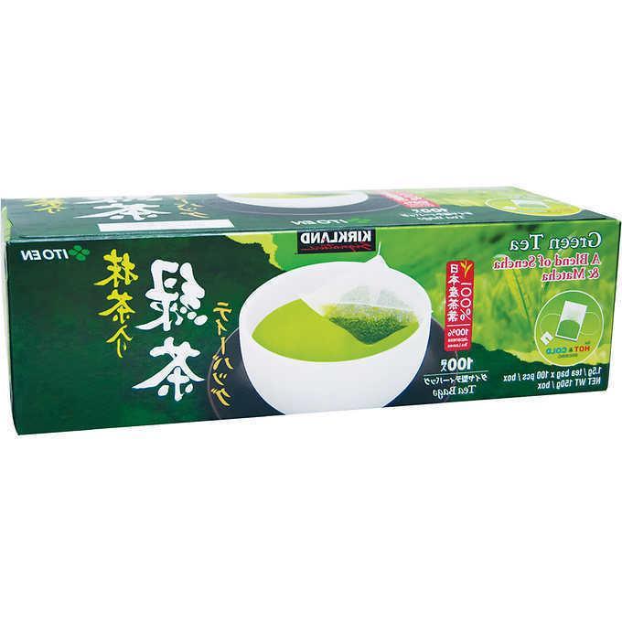 green tea 1 5 g 100 count