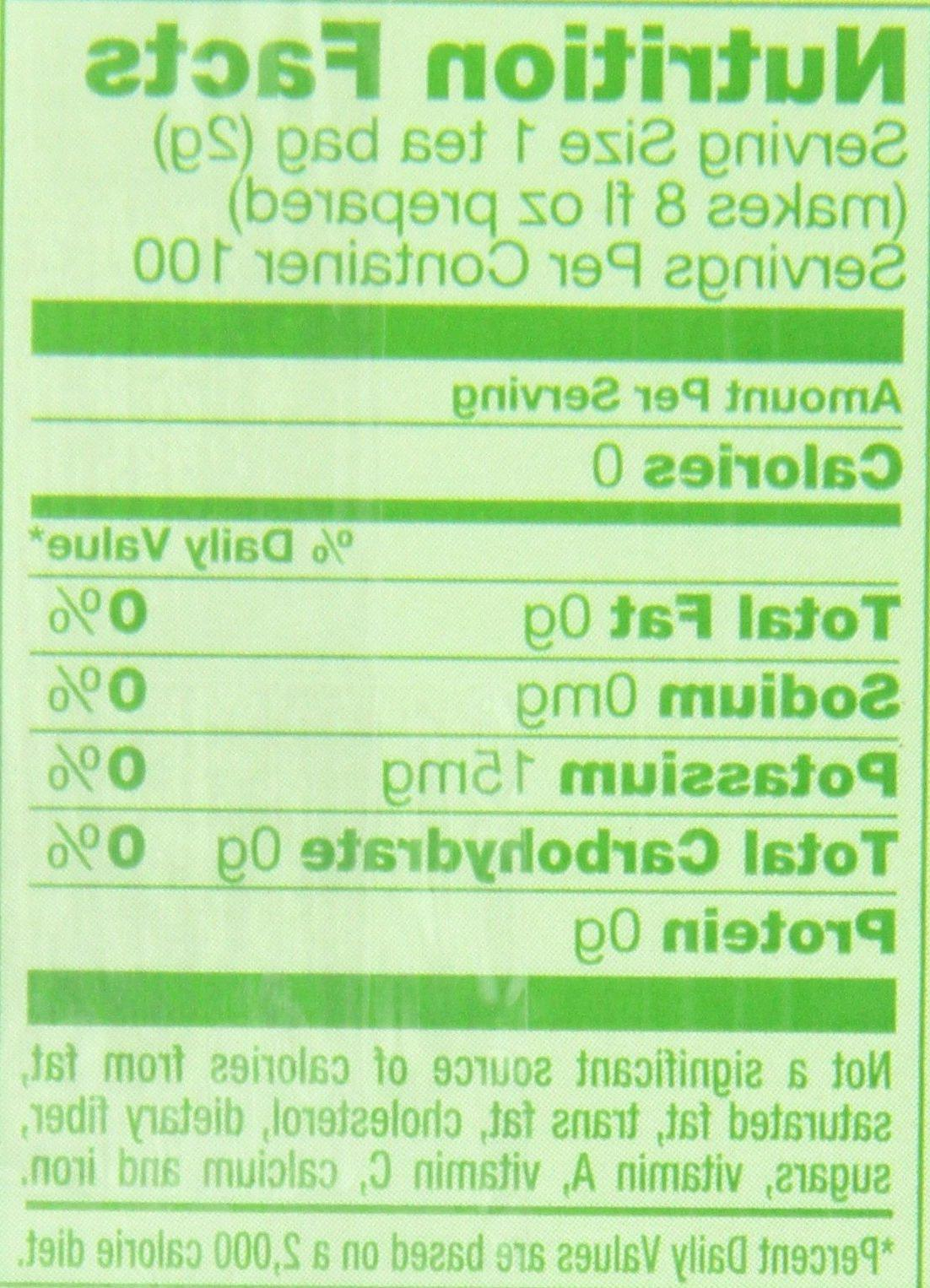 Lipton Percent ct