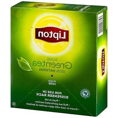 Lipton Tea, Percent Natural
