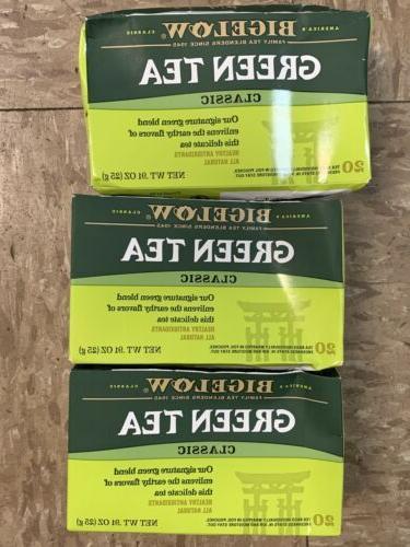 green tea 20 bag