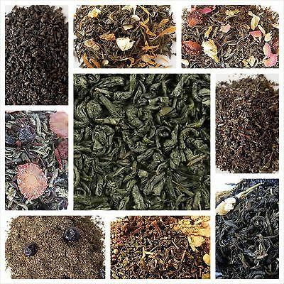 green tea organic loose leaf tea bags