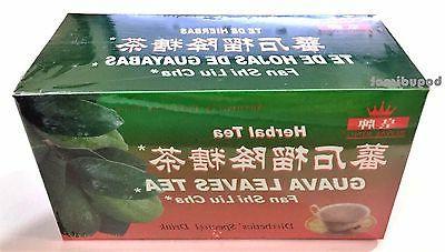 guava leaf tea herbal