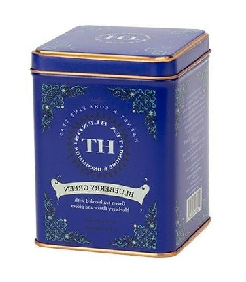 Harney and Sons BLUEBERRY GREEN TEA 20 Tea Bags Teabag Sache