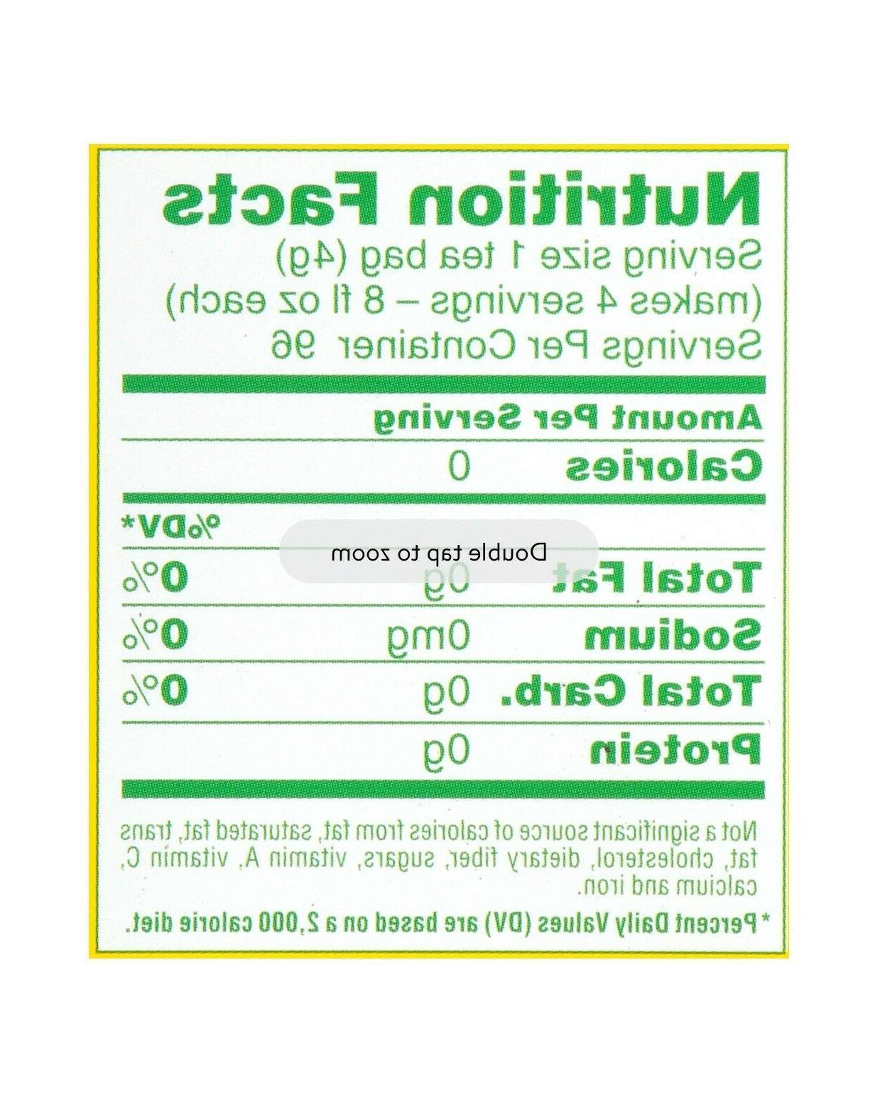Luzianne® Family Size ct Box/ / envelopes