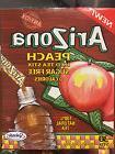 Arizona Peach Iced Tea Sugar Free Natural Tea w Splenda 2.5