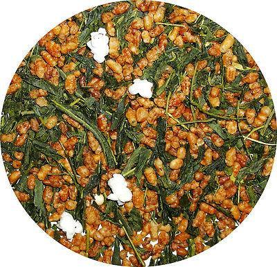 Japanese Green Tea Genmaicha natural green tea with roasted
