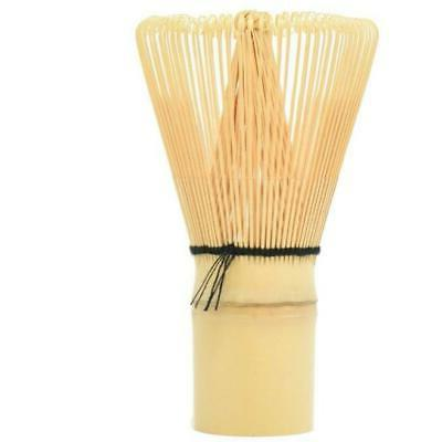 Japanese Natural Safe Bamboo Matcha Green Tea Whisk 100 Pron